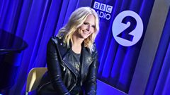 Miranda Lambert talks to Steve Wright