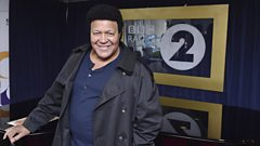 Chubby Checker Twists Away with Steve Wright