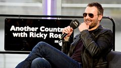 Eric Church meets the audience