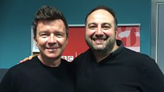 Rick Astley: 'Never Gonna Give You Up' still gives me tingles