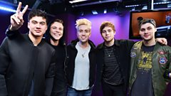 'I have to dress up as Beethoven' – 5 Seconds of Summer's Michael steps up to his new nickname