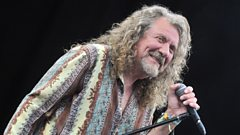 Robert Plant talks to Bob
