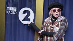 "Cyndi on Glasto: ""I had to do a tour to prove myself first"""