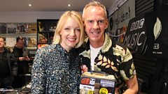 Norman Cook talks Record Store Day with Lauren Laverne