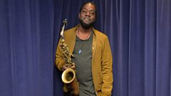 Soweto Kinch chats to Steve Wright