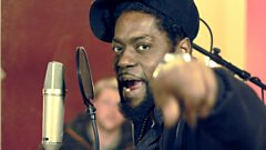 Rapping: Soweto Kinch - Freestyle