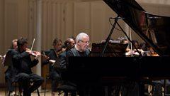 Watch John Tilbury perform Howard Skempton's new 'Piano Concerto' at Tectonics 2016