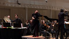 Watch Alwynne Pritchard perform her new work 'Rockaby' with the BBC Scottish Symphony Orchestra at Tectonics Festival