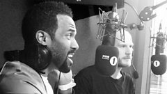 Craig David sings the weather (7 Days forecast)