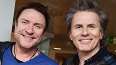 Simon Le Bon and John Taylor talk to Steve Wright