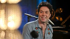 """Rufus Wainwright: """"A great voice is a separate animal from yourself"""""""