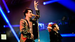 Panic! At the Disco - Radio 1's Big Weekend 2016 Highlights