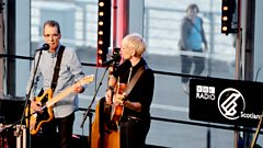 Rab Noakes feat. Jill Jackson - Slippin' Away (The Quay Sessions)