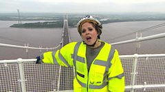 Amy Wadge & Only Men Aloud live from the Severn Bridge