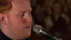Gavin James live at Stormont