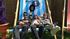 'It was actually amazing' OneRepublic's Ryan and Zach on their smash performance at Radio 1's Big Weekend