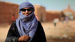 When Tuareg rhythms meet reggae beats