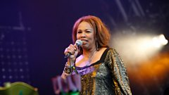 "Candi Staton on Ray Charles: ""He said I was the female version of him"""