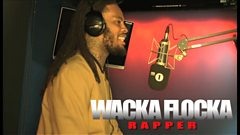 Fire In The Booth - Waka Flocka