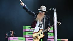 Glastonbury - ZZ Top