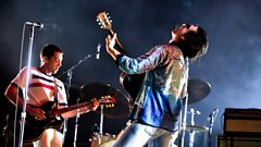 Last Shadow Puppets on their biggest Glastonbury show yet