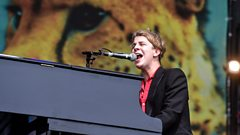 Tom Odell and Andy Burrows recall their Glasto adventures