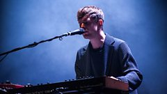 Glastonbury - James Blake