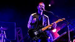 Glastonbury - M83