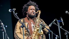 Glastonbury - Kamasi Washington