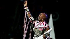 Laura Mvula - Glastonbury 2016 Highlights