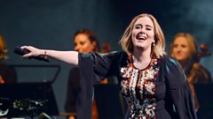 Glastonbury - Adele