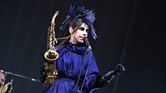 Glastonbury - PJ Harvey