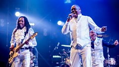 Glastonbury - Earth, Wind & Fire
