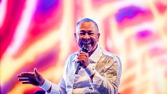 Are Earth, Wind & Fire up for playing Obama's leaving party? Ralph Johnson reveals...