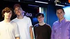BadBadNotGood drop off their 'Mini Mixtape' for Jamz