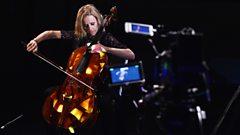 How 'Cello' was filmed