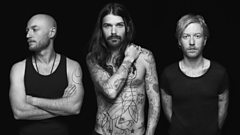 Biffy Clyro's 'Ellipsis' - the listening party in full
