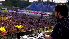 Oliver Heldens - Dada Life - Red Is The Colour Of Rage (T in the Park 2016)