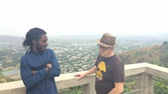 Chronixx Interview in Jamaica
