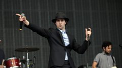 Maxïmo Park - Our Velocity (T in the Park 2016)
