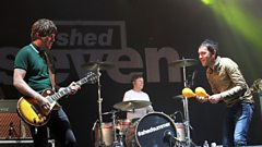 Shed Seven - Chasing Rainbows  (T in the Park 2016)