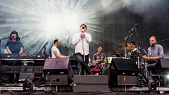 LCD Soundsystem - All My Friends (T in the Park 2016)