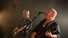 [LISTEN] Black Francis chats about Pixies forthcoming album 'Head Carrier'