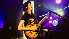 Live Lounge - James Bay