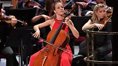 Sol Gabetta's encore performance at First Night of the Proms
