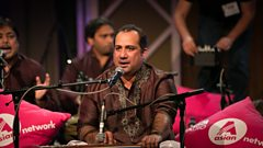 Rahat Fateh Ali Khan reaches No.1 with his track 'Jag Ghoomeya'