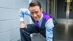 "Strictly's Kevin Clifton on Strictly Prom ""we've got some fierce paso doble!"""
