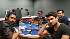Live performance by Sanam The Band