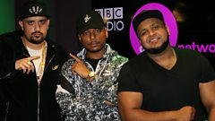 Rude Kid catches up with Kan D Man & DJ Limelight