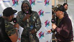 Fekky speaks to Kan D Man & DJ Limelight at Wireless Festival